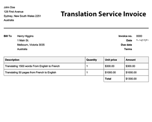 Reliefworkersus  Pleasant Free Invoice Templates  Online Invoices With Fetching Translation Service Invoice Template With Beautiful Water Damage Invoice Sample Also Invoice Word In Addition Legal Invoice Template And Invoice Templates Word As Well As Boat Invoice Prices Additionally Contractor Invoice Template Word From Createonlineinvoicescom With Reliefworkersus  Fetching Free Invoice Templates  Online Invoices With Beautiful Translation Service Invoice Template And Pleasant Water Damage Invoice Sample Also Invoice Word In Addition Legal Invoice Template From Createonlineinvoicescom