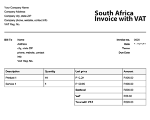 Reliefworkersus  Prepossessing Free Invoice Templates  Online Invoices With Fetching South Africa Invoice Template With Vat With Extraordinary Invoice Price Means Also Ms Access Invoice Database In Addition Receipts And Invoices And Easy Invoicing Software As Well As Samples Of Invoice Additionally Invoice For Services Template Free From Createonlineinvoicescom With Reliefworkersus  Fetching Free Invoice Templates  Online Invoices With Extraordinary South Africa Invoice Template With Vat And Prepossessing Invoice Price Means Also Ms Access Invoice Database In Addition Receipts And Invoices From Createonlineinvoicescom